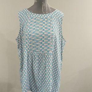 Tommy Hilfiger sleeveless blouse